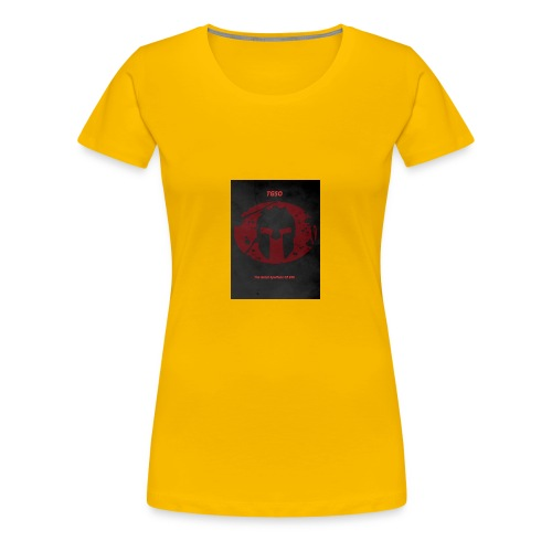 T Shirt Design TGSO - Women's Premium T-Shirt