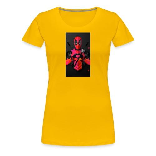 Deadpool Special - Women's Premium T-Shirt