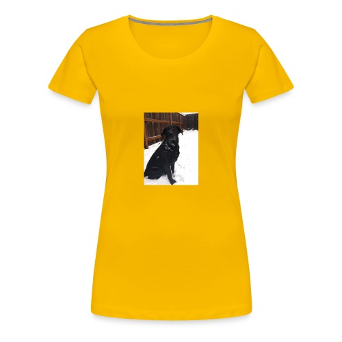 dog2 - Women's Premium T-Shirt