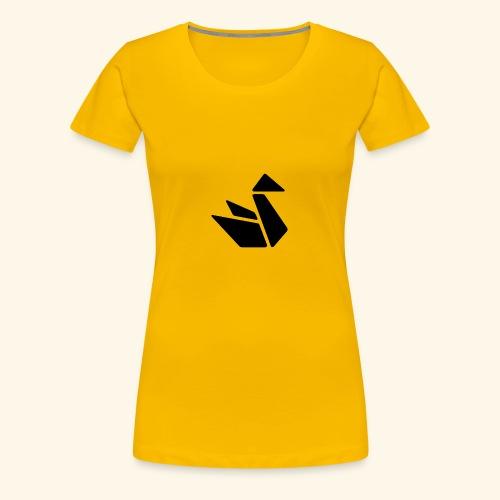 Swan Merch - Women's Premium T-Shirt