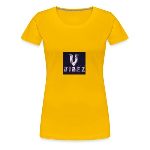 VibezClan Merch - Women's Premium T-Shirt