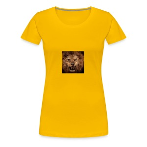 King of the jungle - Women's Premium T-Shirt