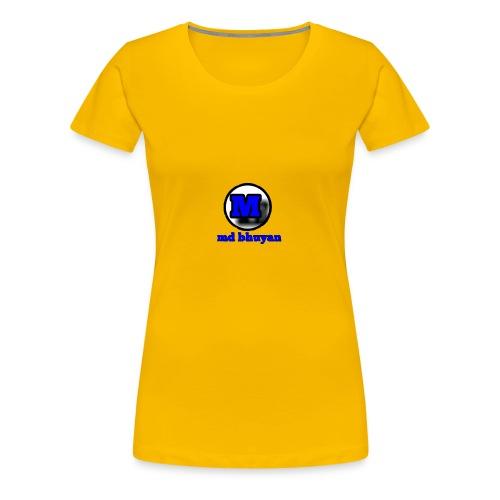 md bhuyan dab bro - Women's Premium T-Shirt