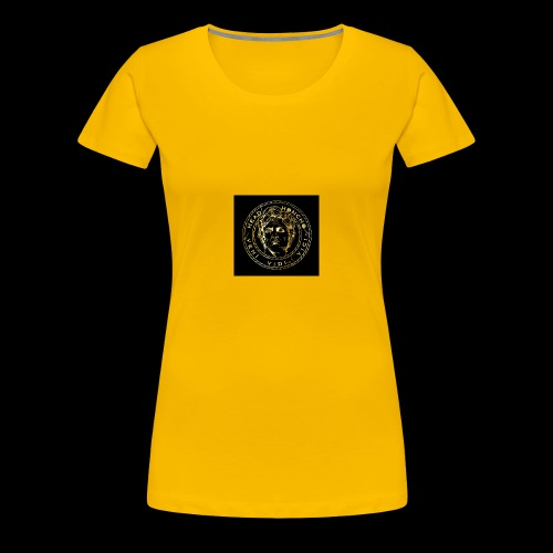CAESAR GOLD1 - Women's Premium T-Shirt