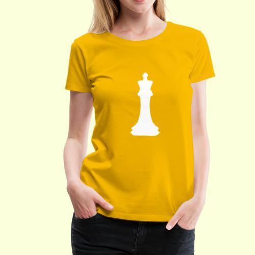 KING-CHESS - Women's Premium T-Shirt