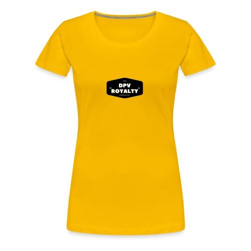 DESIGNERPLUGGVILLE - Women's Premium T-Shirt