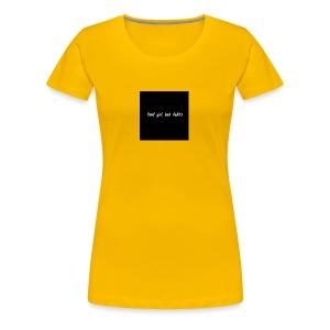 Baddie Pin - Women's Premium T-Shirt
