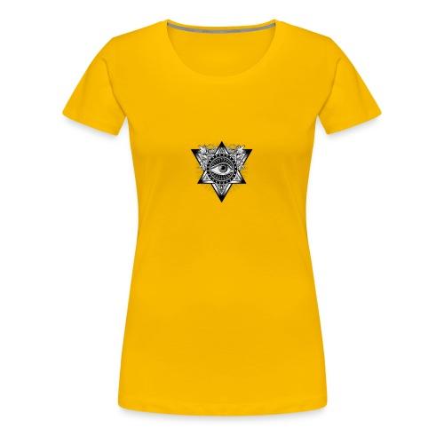 Jax - Eye - Women's Premium T-Shirt