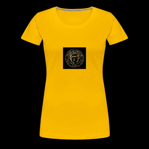 CAESAR GOLD1 - Women's Premium T-Shirt