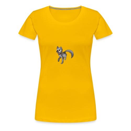 Wolfey - Women's Premium T-Shirt