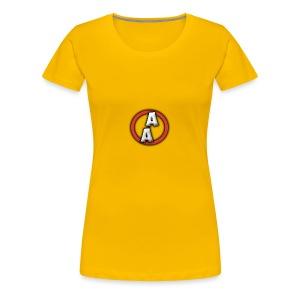 AAsquad Gaming Logo - Women's Premium T-Shirt