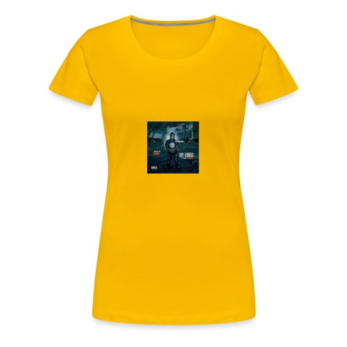 PLUGTALK SOSA MY LINGO MIXTAPE - Women's Premium T-Shirt
