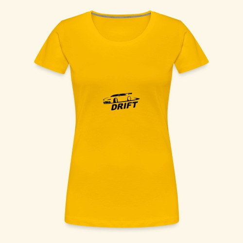 drift - Women's Premium T-Shirt