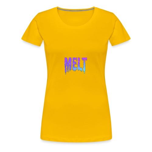 Melt - Women's Premium T-Shirt