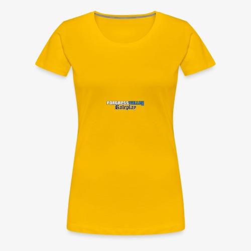 FortressValley - Women's Premium T-Shirt