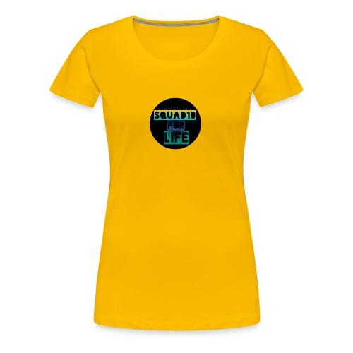 PJ Souffrant brand - Women's Premium T-Shirt