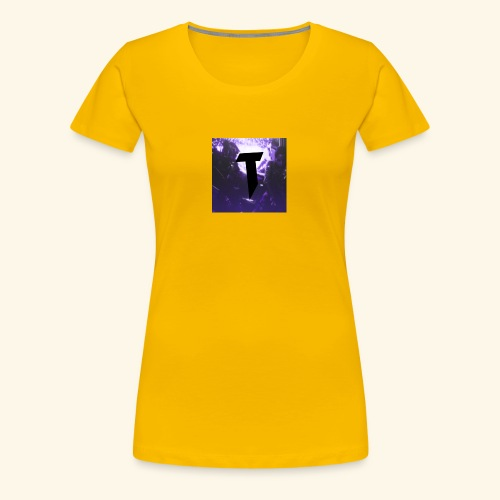 NEW DISIGN - Women's Premium T-Shirt