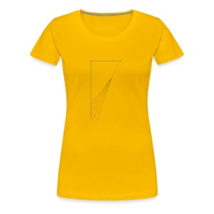 Light Subtlety - Women's Premium T-Shirt