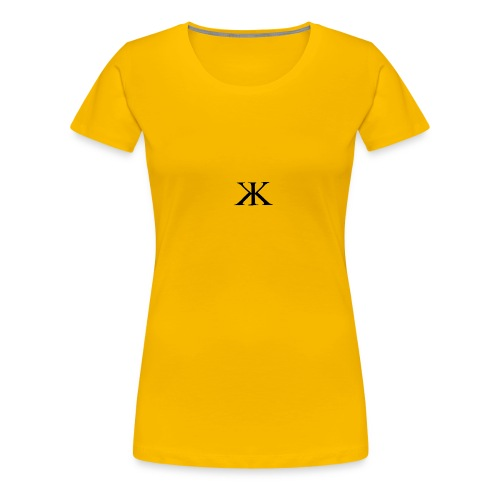 Krixx basic - Women's Premium T-Shirt