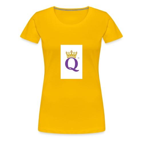 QUEEN CASE - Women's Premium T-Shirt