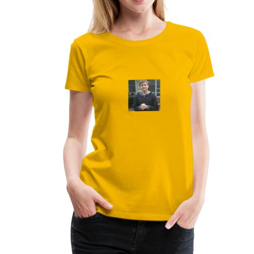 I WANT TO MAKE LOVE TO THIS BOWL CUT - Women's Premium T-Shirt