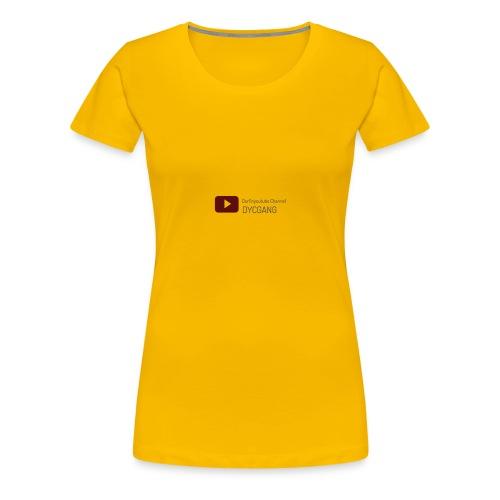 Dorfinyoutube Channel Merch - Women's Premium T-Shirt