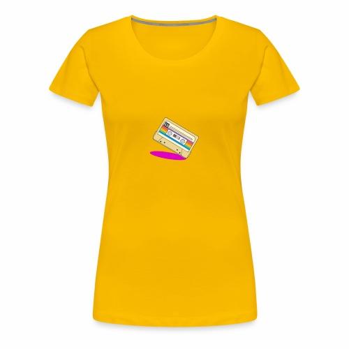 Cassette classic - Women's Premium T-Shirt