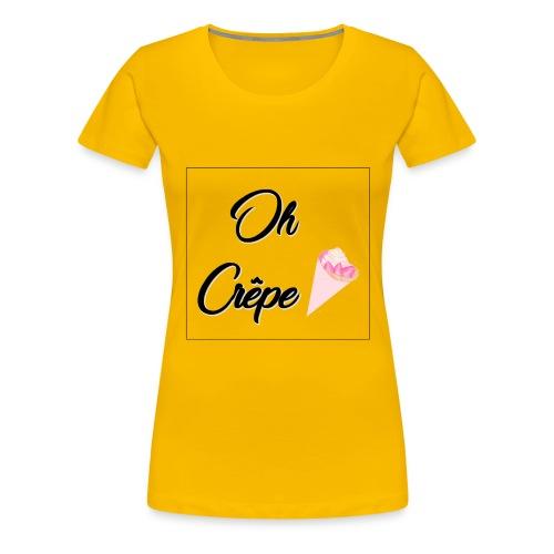 Oh Crap - Women's Premium T-Shirt