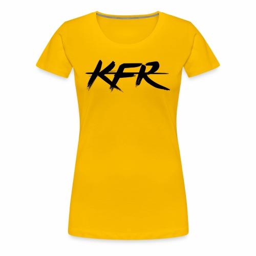 KFR - Women's Premium T-Shirt