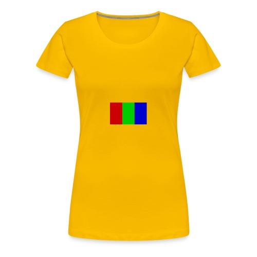 Dum Dums Flag - Women's Premium T-Shirt