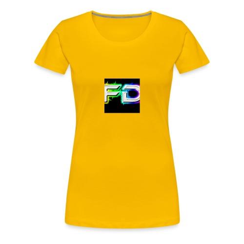 Fares destroyer official merchandise - Women's Premium T-Shirt