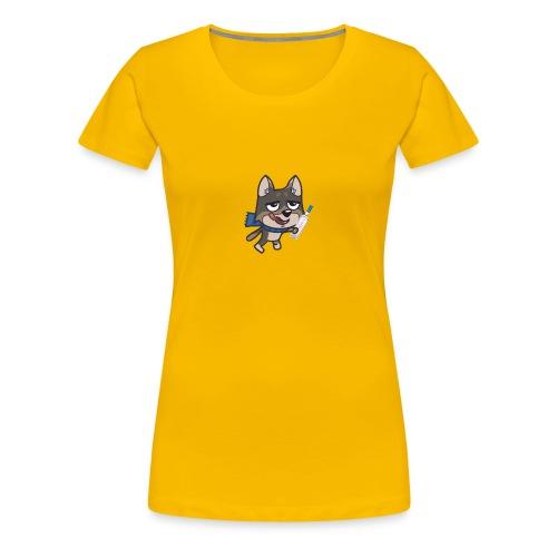 Saganax - Women's Premium T-Shirt