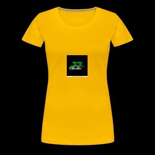 ZIG ZAG)& MURCH #1 - Women's Premium T-Shirt