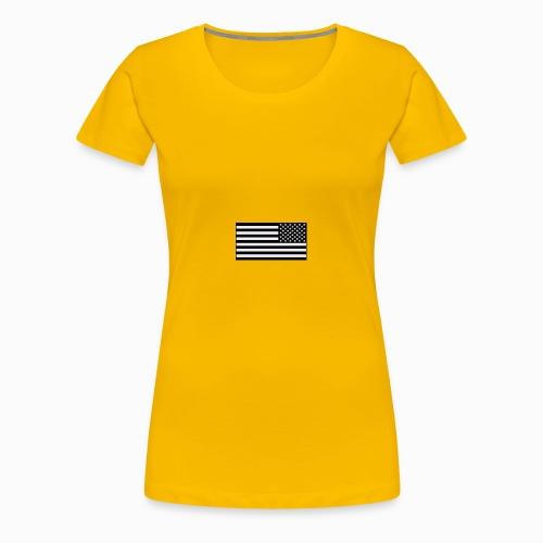 reverseflag - Women's Premium T-Shirt