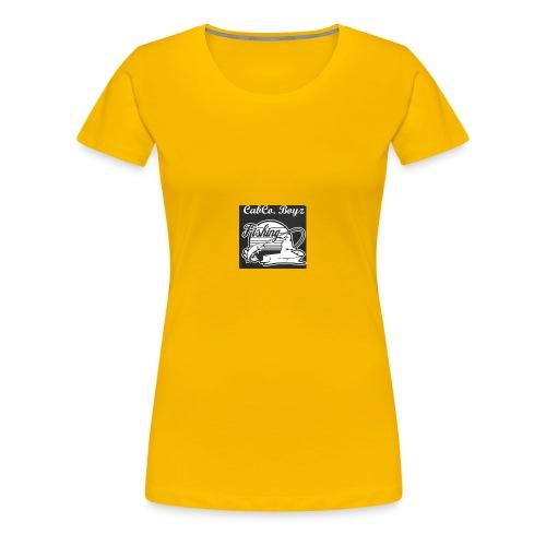 Logo 2 - Women's Premium T-Shirt