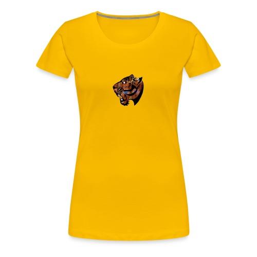 Beach Tiger - Women's Premium T-Shirt