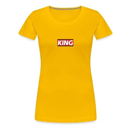 King phone case - Women's Premium T-Shirt