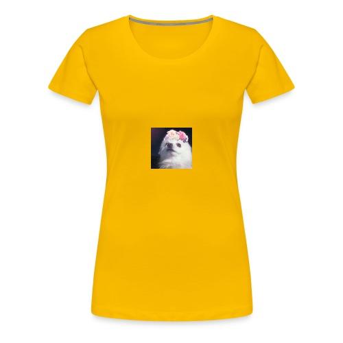 Doggo :3 - Women's Premium T-Shirt