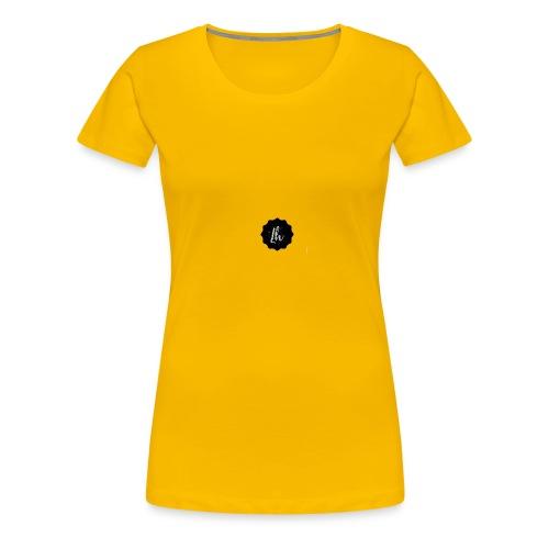 LH first - Women's Premium T-Shirt