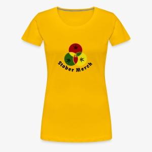 Rasta Stober Merch - Women's Premium T-Shirt