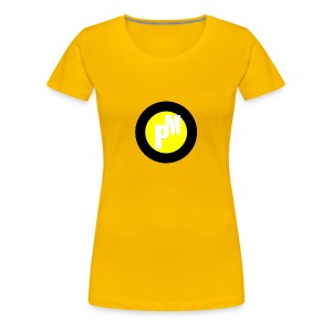M3ga Merch Yellow - Women's Premium T-Shirt