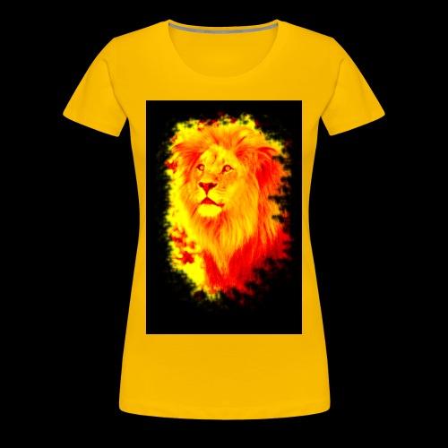 King of the jungle! - Women's Premium T-Shirt
