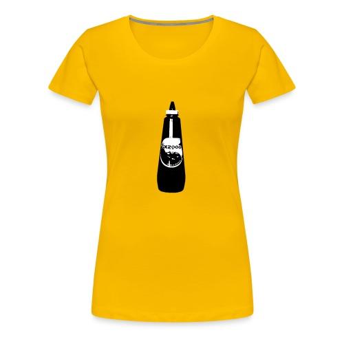 GX2000 KETCHUP DESIGN SPORTS WEAR - Women's Premium T-Shirt