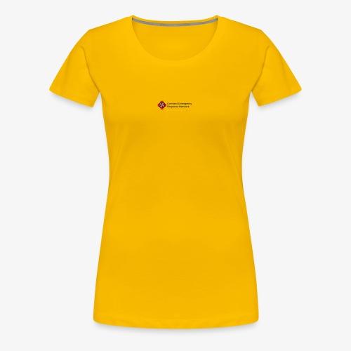 logo dark - Women's Premium T-Shirt