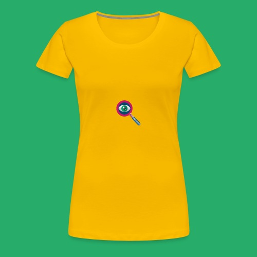 Vlogggggggggeeerrr - Women's Premium T-Shirt