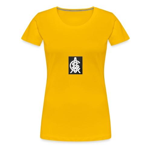 Logo 3 - Women's Premium T-Shirt