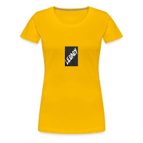 Legacy Brand Co - Women's Premium T-Shirt