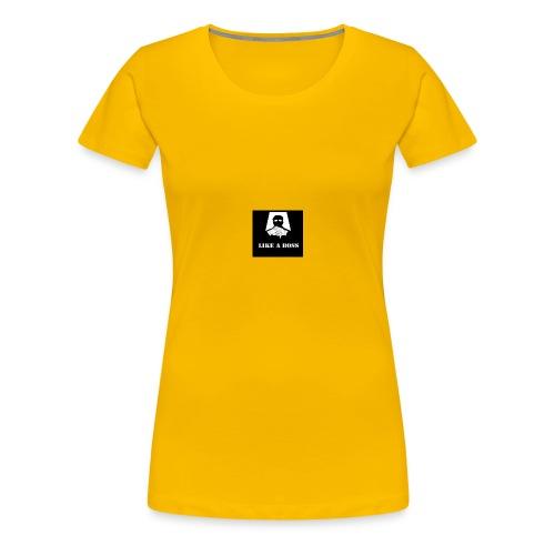 th_-4- - Women's Premium T-Shirt