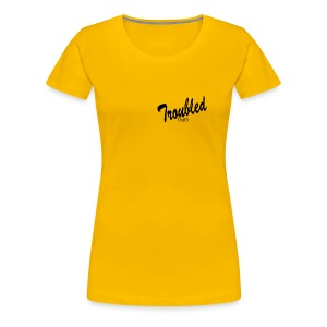 Troubled Youth 1 - Women's Premium T-Shirt