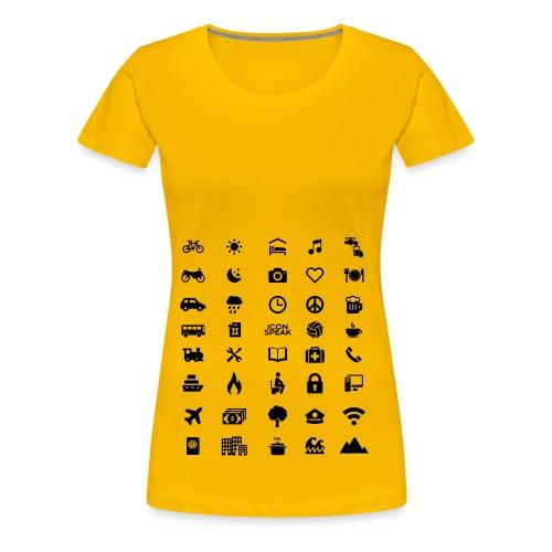 Good design name - Women's Premium T-Shirt
